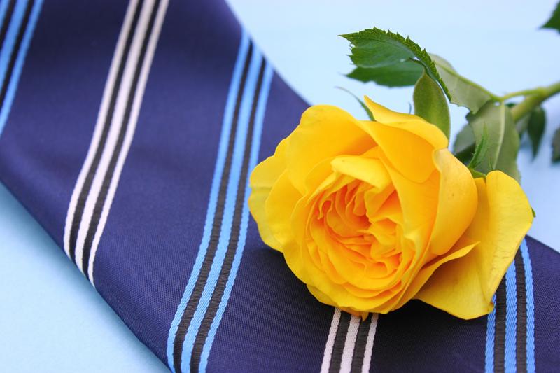 父の日にオススメのネクタイ