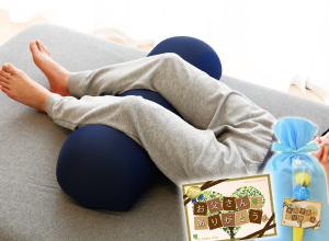 <王様の膝下枕>未体験の開放感!膝の下に置くだけで気持ちいい~新しいリラックス枕