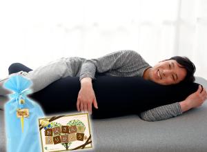 <王様の抱き枕メンズ Lサイズ>大柄なお父さんにはコチラ☆BIGサイズの男性用抱き枕
