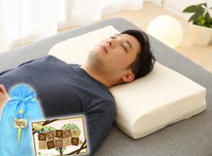 <ジェルトロンマイズケア>プロゴルファーも愛用!低反発枕の弱点をすべて克服した枕