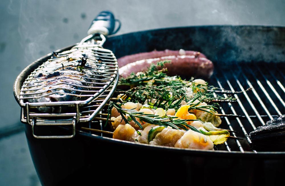 バーベキュー食材セット BBQ