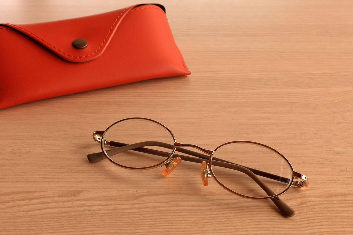 【父の日ギフト】眼鏡ケース