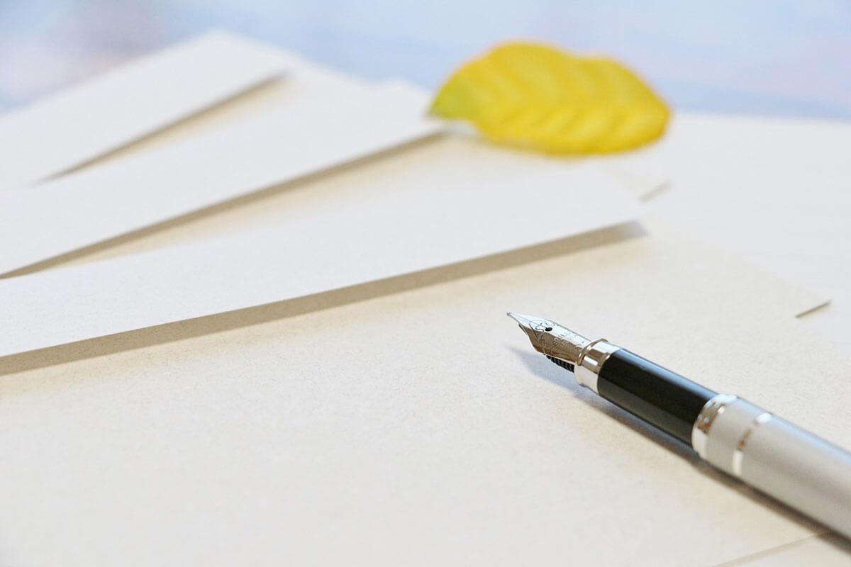 【父の日ギフト】筆記用具・万年筆