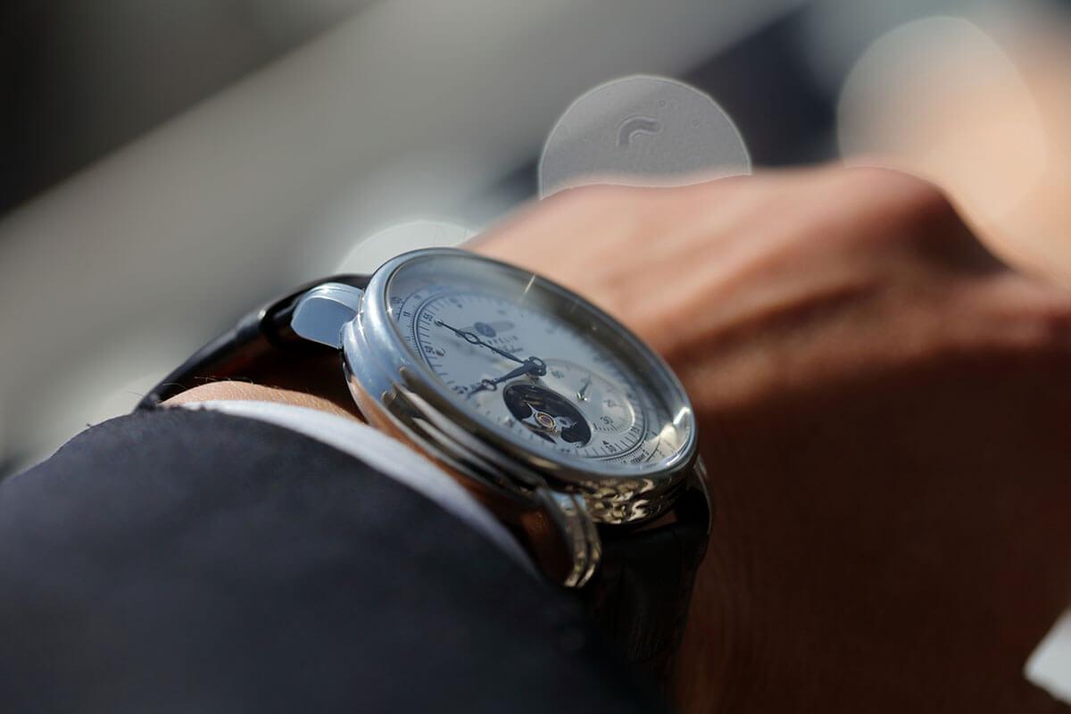 【父の日ギフト】腕時計