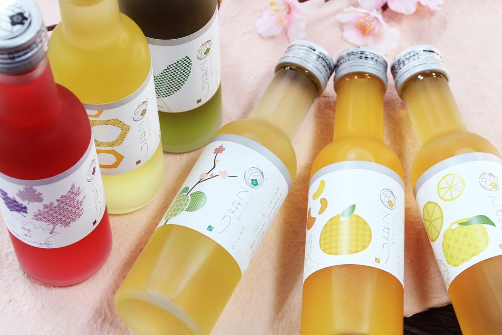 父の日におすすめの梅酒飲み比べセット 長久庵(ちょうきゅうあん)