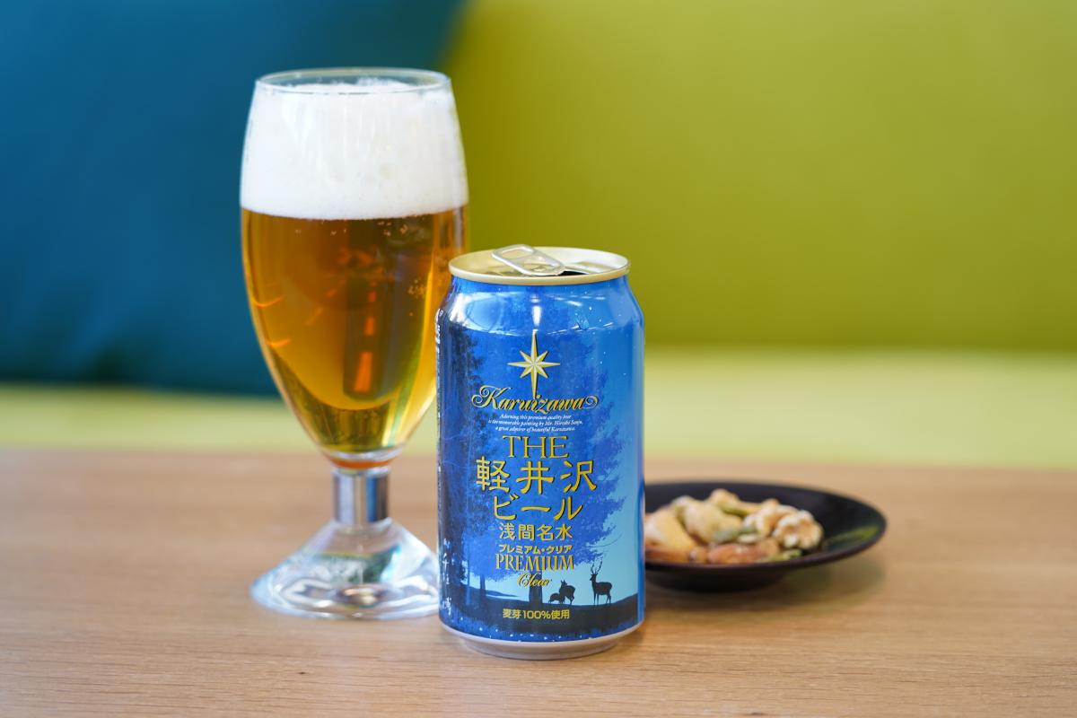 THE 軽井沢ビール プレミアム・クリア