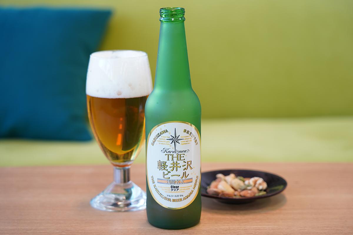 THE 軽井沢ビール クリア