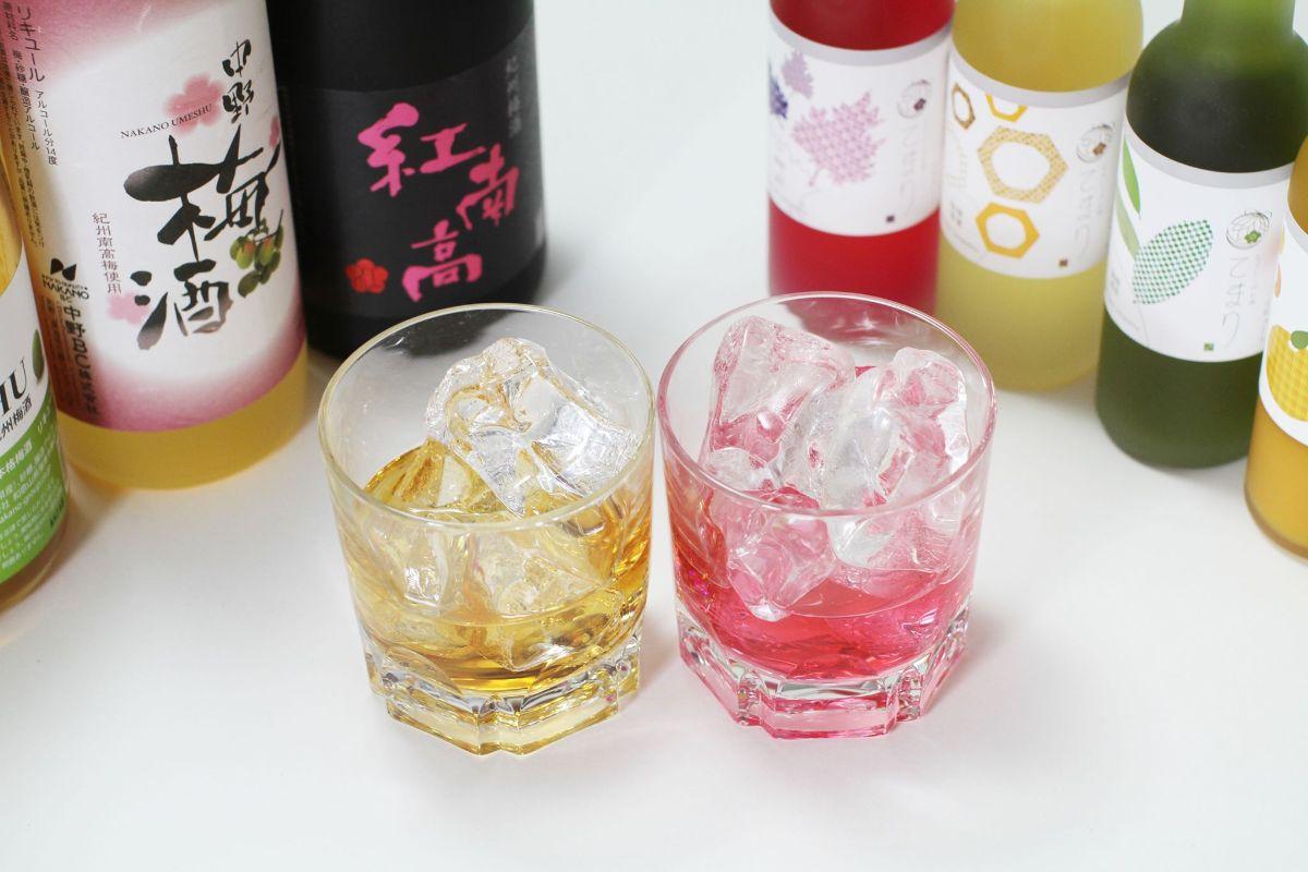 紀州和歌山の梅酒 長久庵