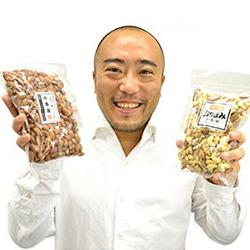 ドライフルーツとナッツの専門店 上野アメ横 小島屋 小島靖久さま