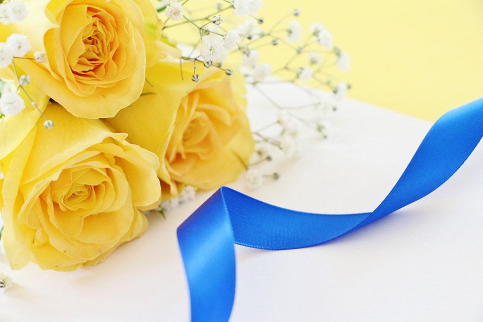 父の日にプレゼントしたい人気のお花とは?