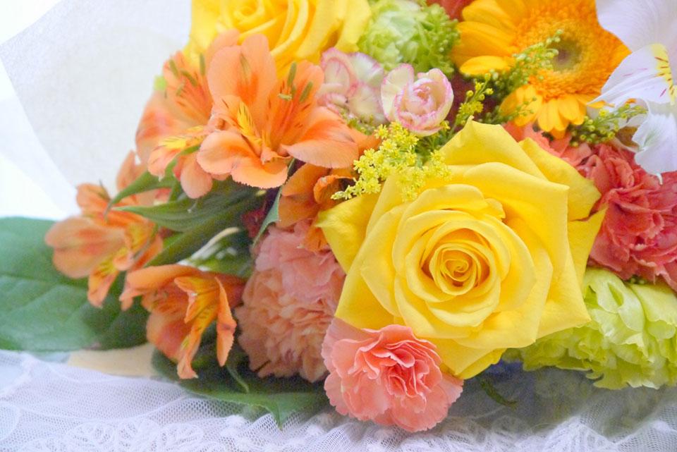 父の日に贈るお花は生花?アレンジメントフラワー?